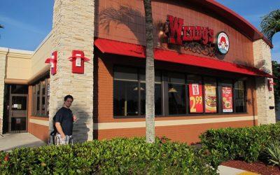 Fast Food – Wendys!