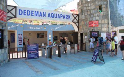 Dedeman Aquapark!