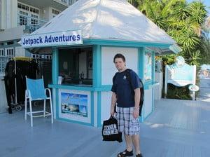 Key West – Jet Lev Jet Pack Flying