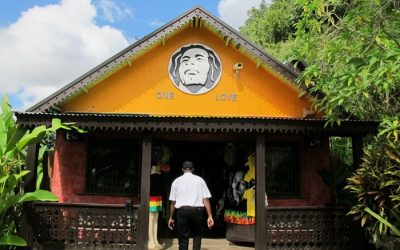 Jamaica – Nine Miles, The Bob Marley Museum!
