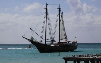Aruba – Pirates in Aruba with Jolly Pirates!