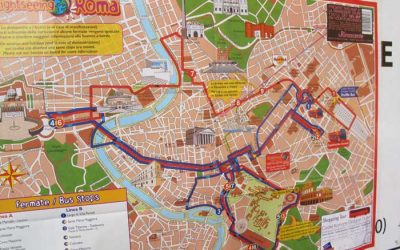 Rome – City Sightseeing – Hop On Hop Off!