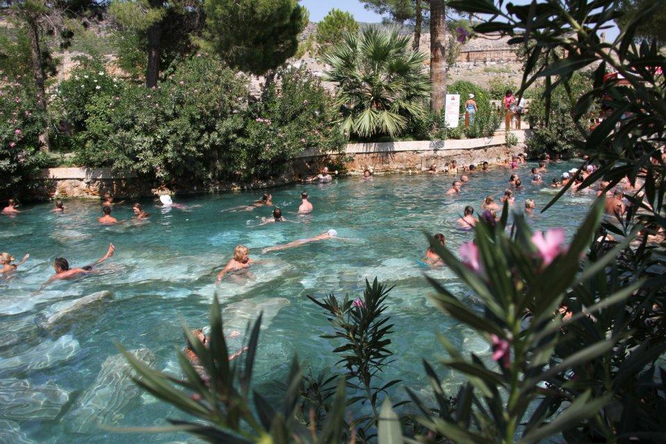 Kleopatras Antika Pool