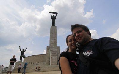 Budapest – Liberation Monument (Szabadság Szobor)