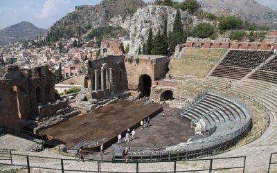 101… Nummer 6 – Antico Teatro!