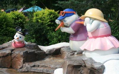 101… Nummer 10 – Disney's Blizzard Beach!