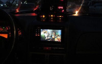 Åka Taxi i Brasilien!