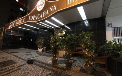 South American Copacabana Hotel!
