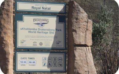 Drakensberg – Sydafrika