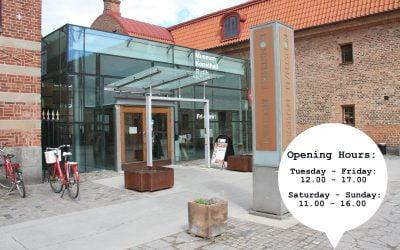 Museet i Kristianstad!