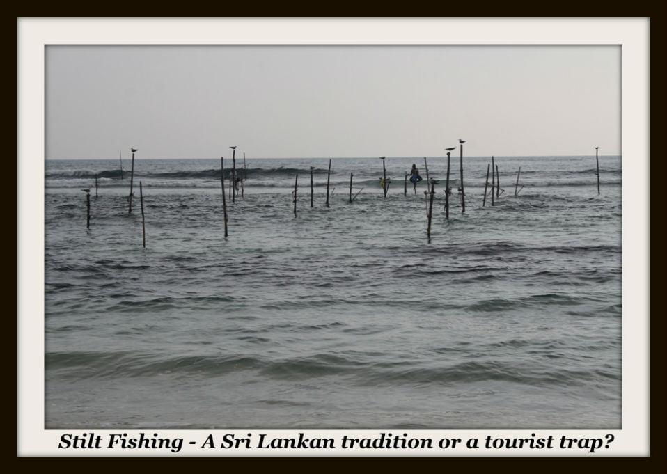 stilt-fishing