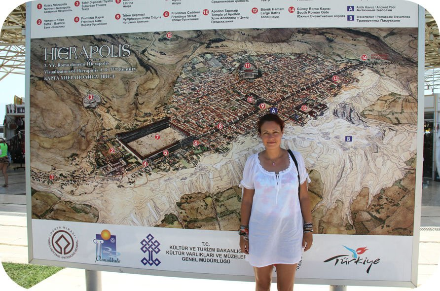 Hierapolis Of Phrygia