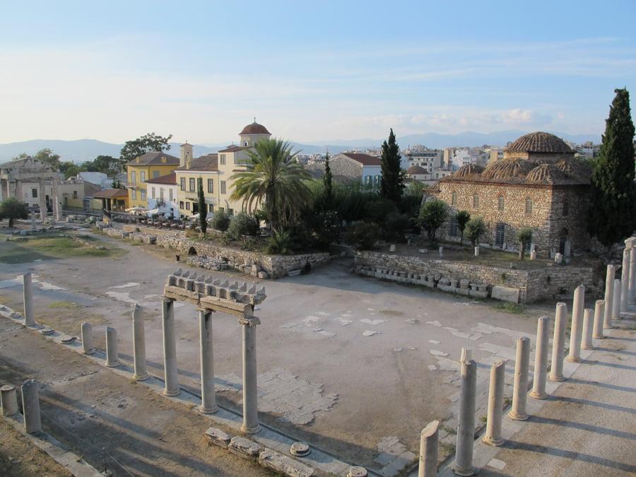 Roman-Agora