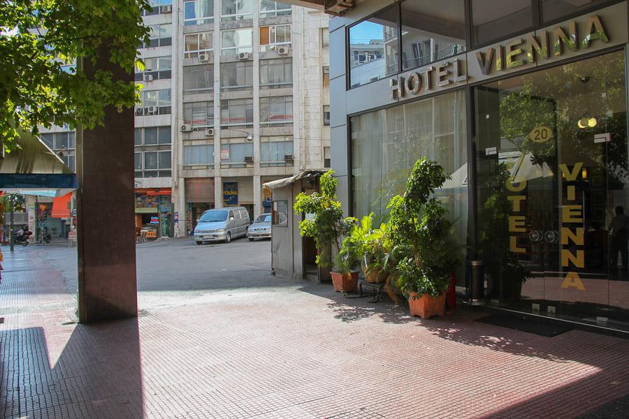 Vienna Hotell