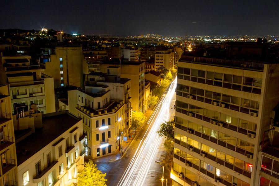 Vienna hotell Athens-7