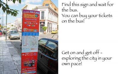 CitySightseeing Athens & Piraeus – Hop On Hop Off!