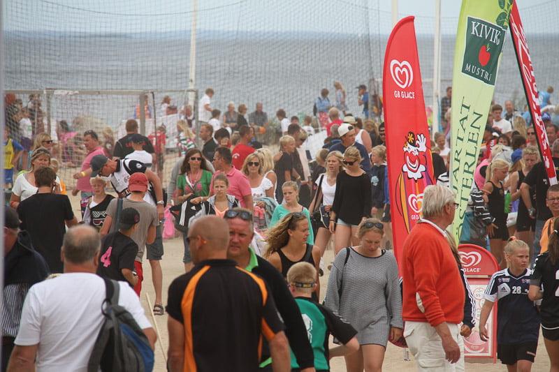 Åhus Beach handboll -21