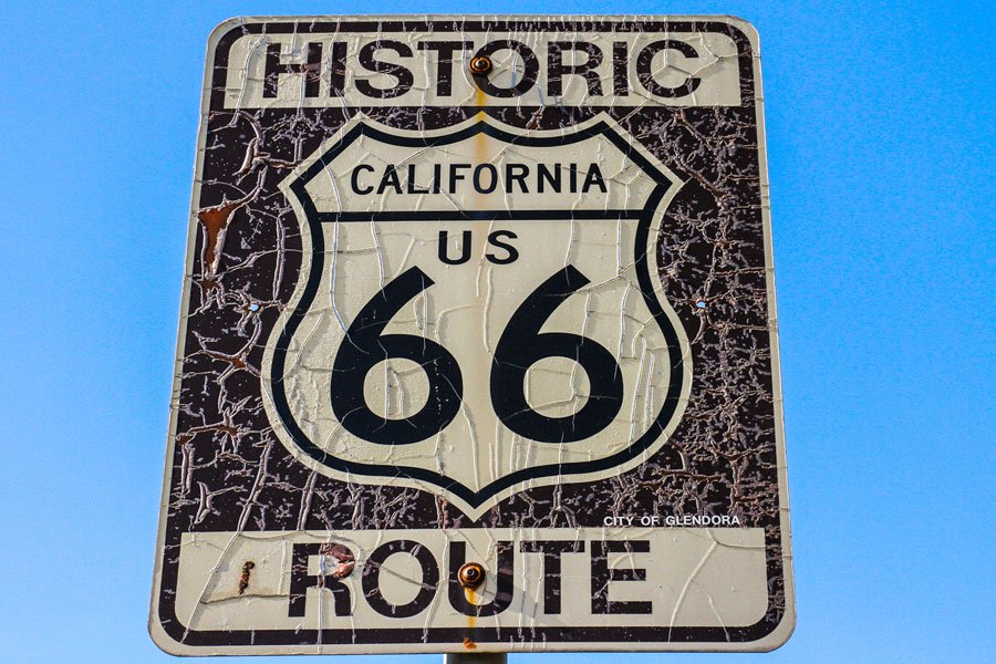 Route 66!
