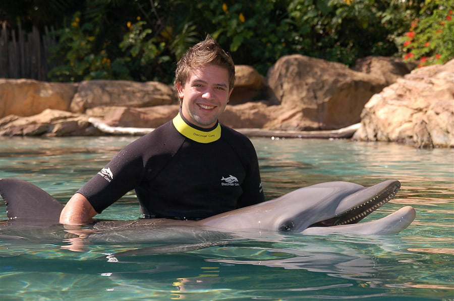 Discovery Cove Florida