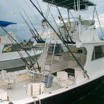 Djuphavsfiske båt