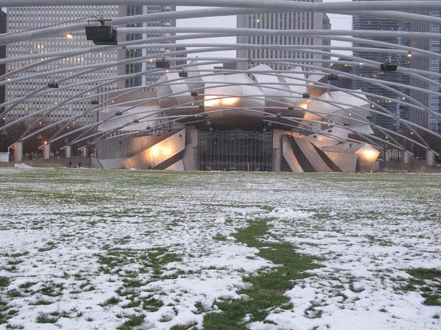 Millennium Park Chicago!