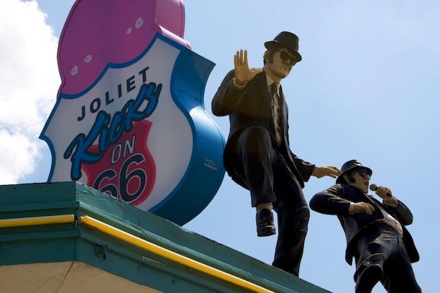 Route 66 ice cream