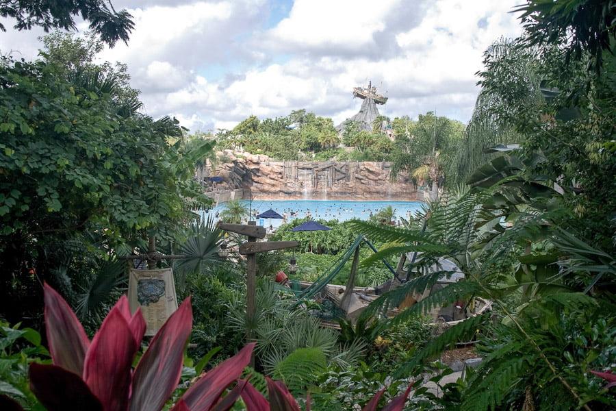 Typhoon lagoon overview