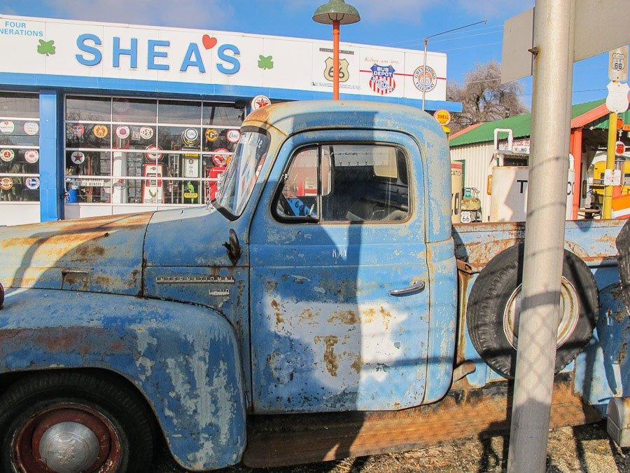 Sheas Historic Route 66 Museum