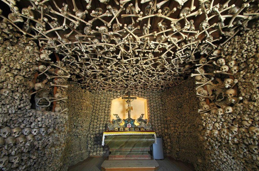 Chapel of Skulls – Kaplica Czaszek w Czermniej