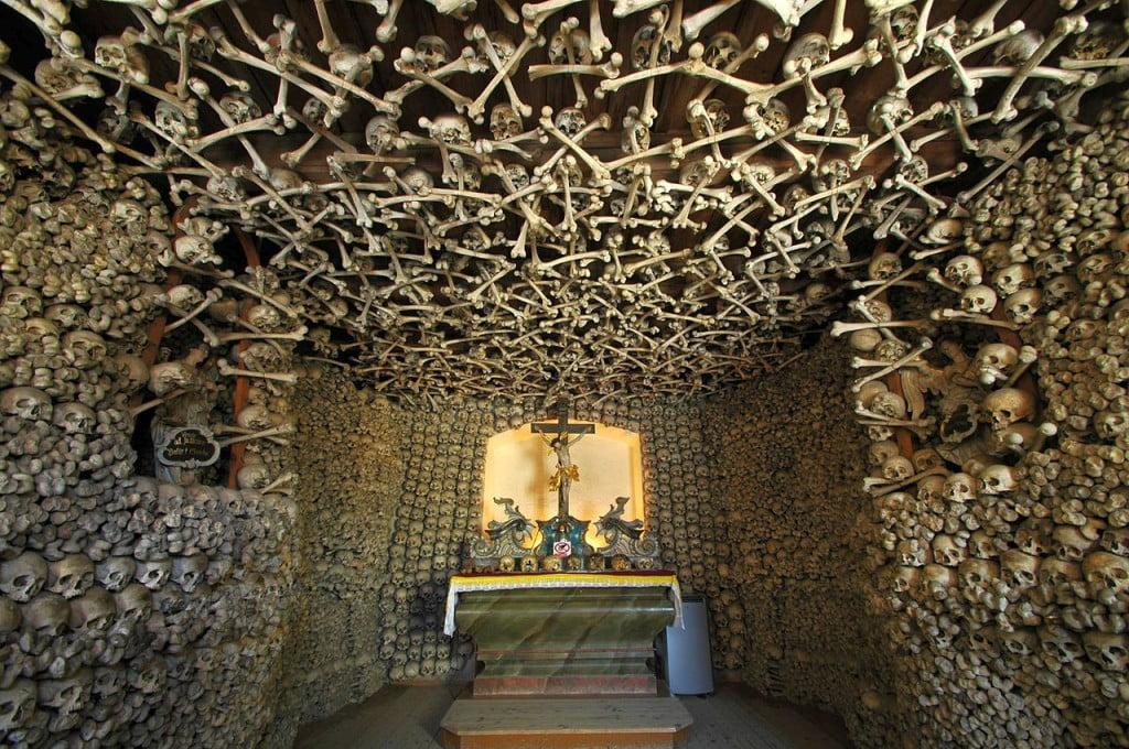 chapel of sculls