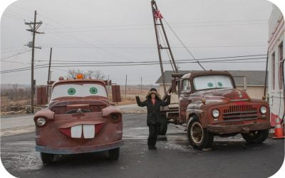 Tow Tater from Cars in Kansas!