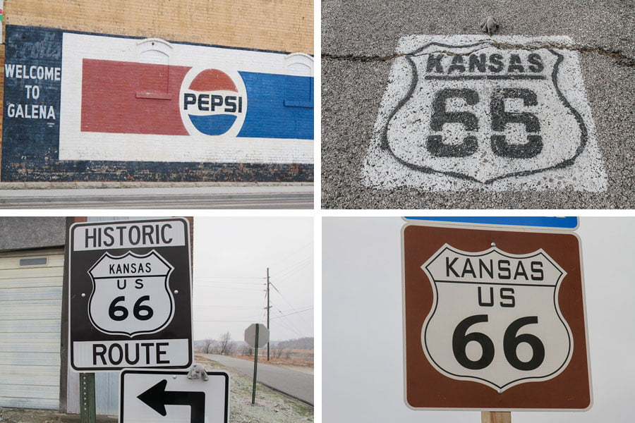 Route 66 day 4 – Carterville, Missouri - Oklahoma City