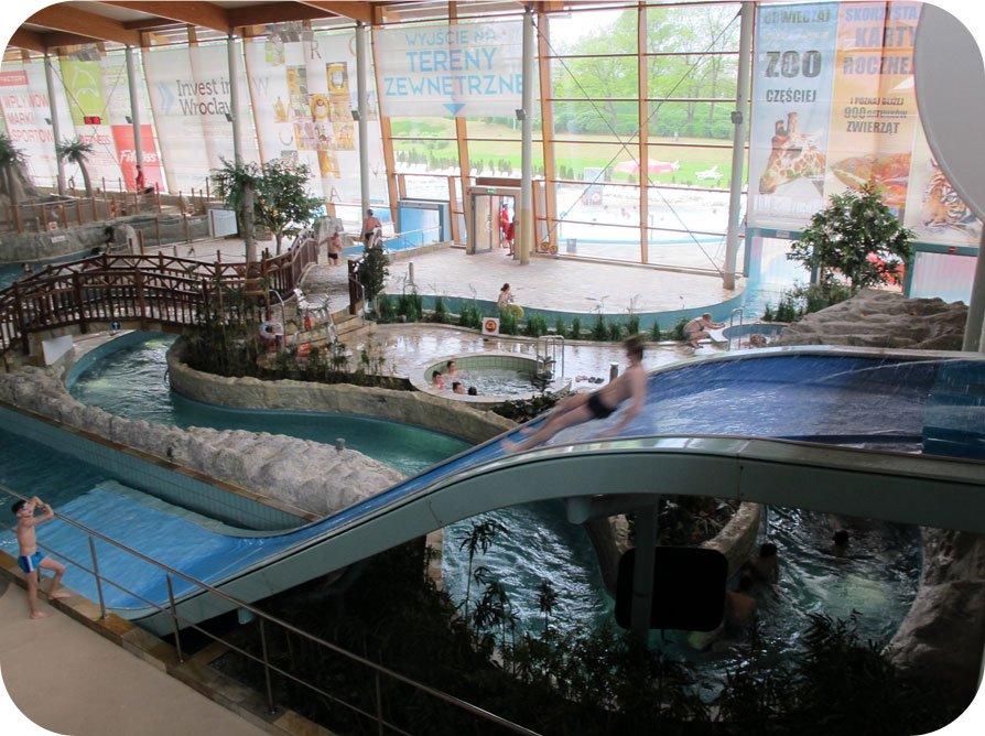Aquapark - Wroclaw