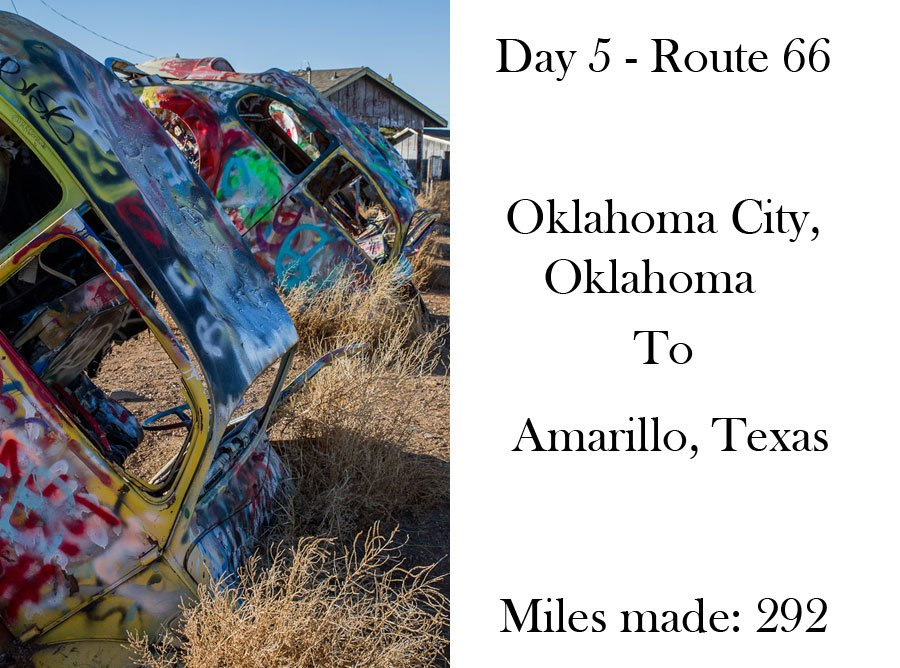 Route 66 day 5