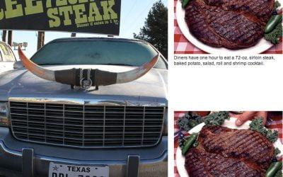 "The Big Texan Steak Ranch – Home of the ""Free 72 Oz Steak Dinner"""