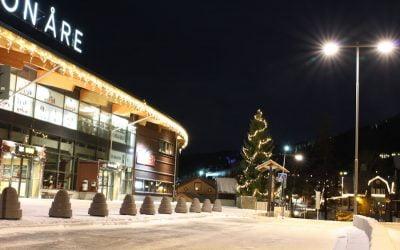 Åre by night
