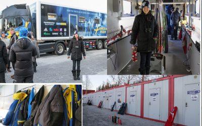 Behind the scenes at World Cup Biathlon