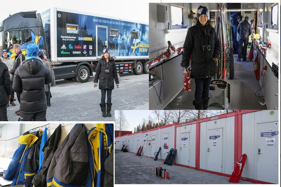 Behind the scenes at World Cup Biathlon