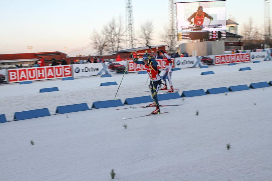 Åre Biathlon Sweden