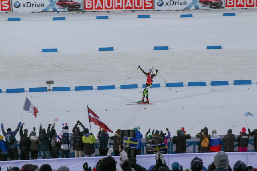 World cup Biathlon