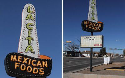 Giants on Route 66: Sombrero