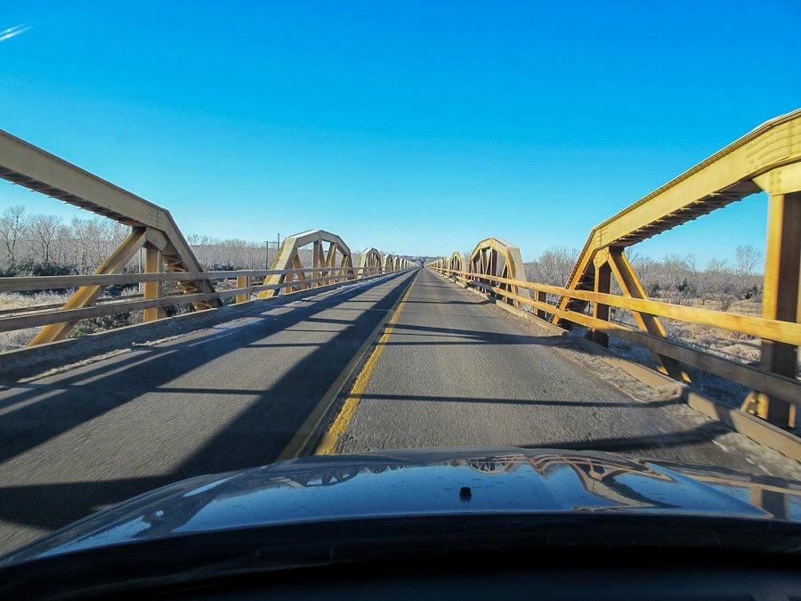 Route 66 day 5 - Oklahoma City, Oklahoma - Amarillo, Texas
