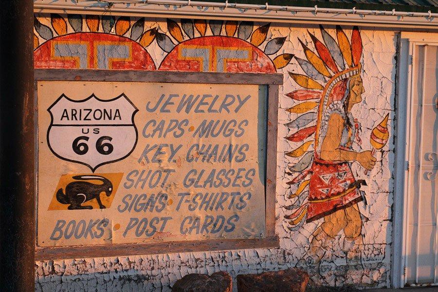Giants along Route 66: Giant JackRabbit