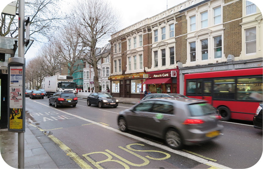 Shepherds Bush Road - Hammersmith