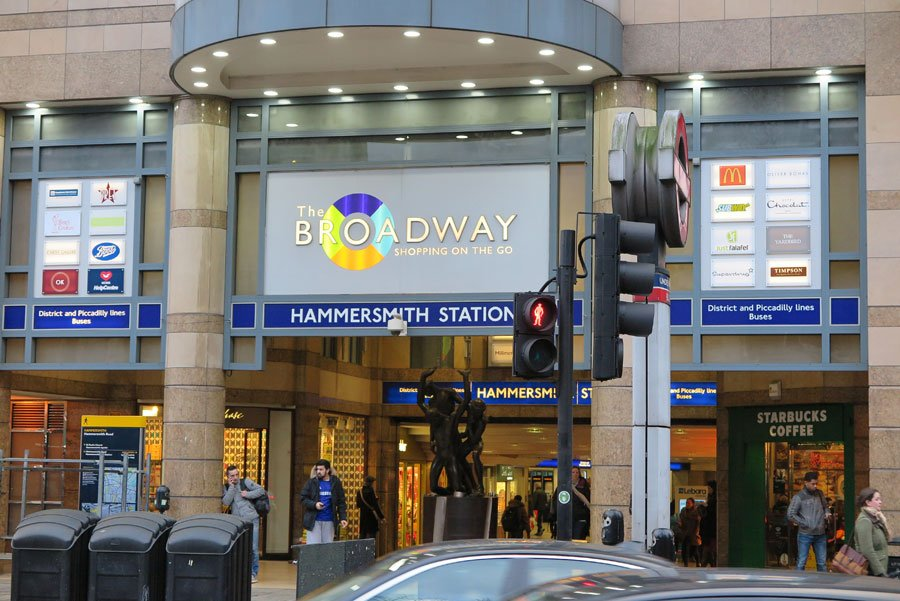 The Broadway Centre - Shopping in Hammersmith