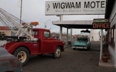 Wigwam Motel – Route 66