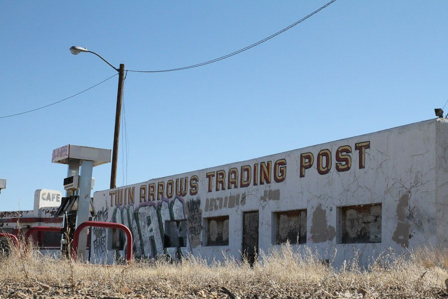 Giants along Route 66: Giant Arrows