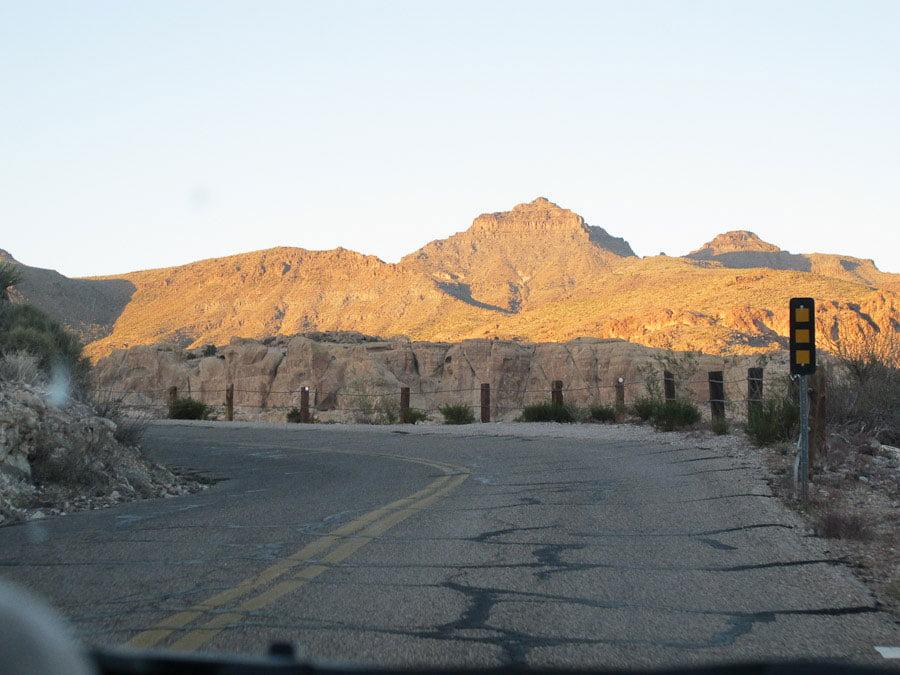 Blooper 11: Sitgreaves Pass