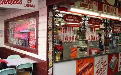 Bennett's Ice Cream – Pumpkin Ice Cream!