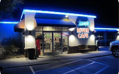 Juicy's Famous River Cafe – Needles, California